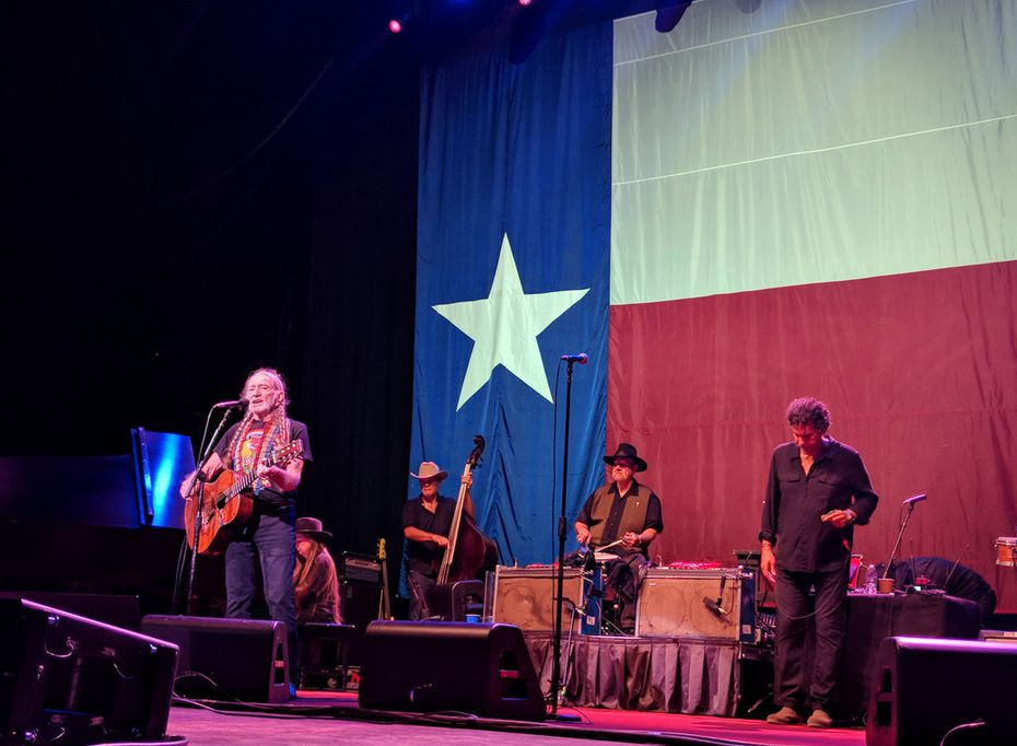 Willie Nelson performs at PNC Music Pavilion on June 20, 2018 in Charlotte, North Carolina. He was originally scheduled for May 26, but spontaneously canceled the show due to illness.