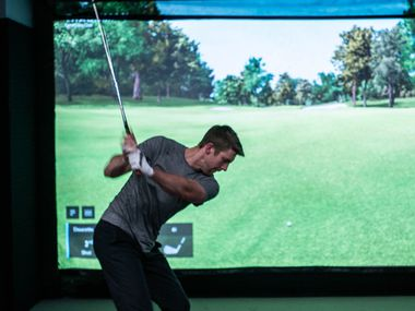 The Turn Indoor Golf is expected to open at 5321 E. Mockingbird Lane in Dallas' Mockingbird Station, where Twin Peaks was.