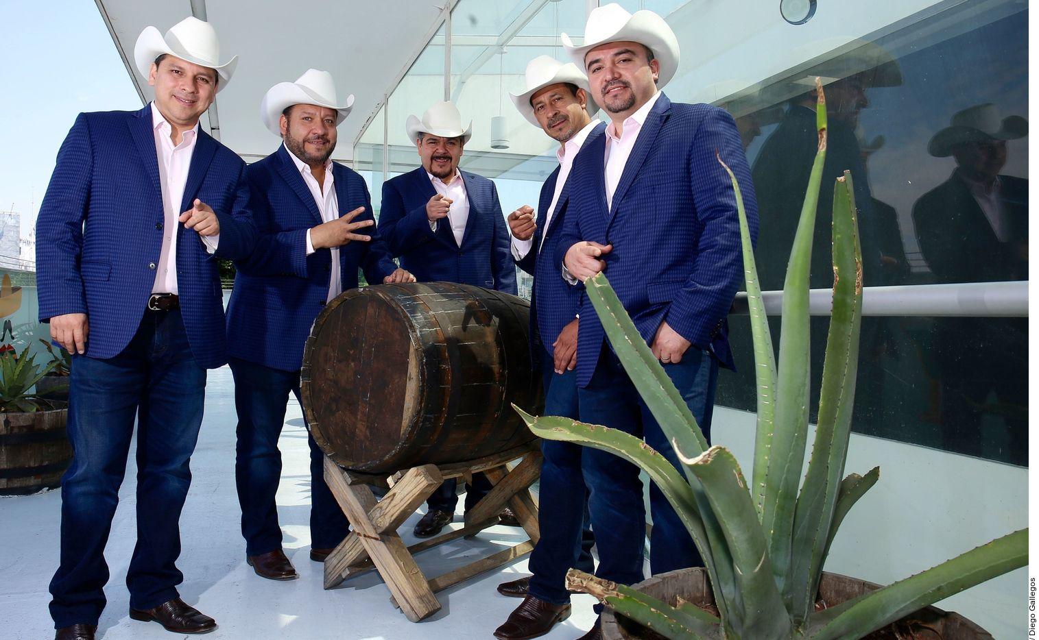Grupo Pesado tenía programada una gira por EU junto a Los Tigres del Norte y Ramón Ayala.