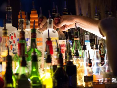 The Texas House passed a bill Thursday that would allow restaurants to continue selling beer, wine and mixed drinks to-go in a post-pandemic world.