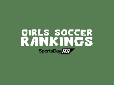 Girls soccer rankings.