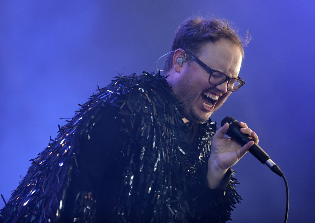 St. Paul & The Broken Bones performs during Kaaboo Texas at AT&T Stadium in Arlington, TX, on May 12, 2019. (Jason Janik/Special Contributor)