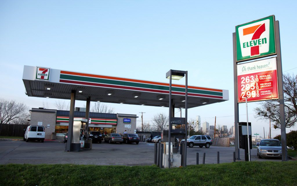 7-Eleven in Oak Cliff on Colorado and Zang streets