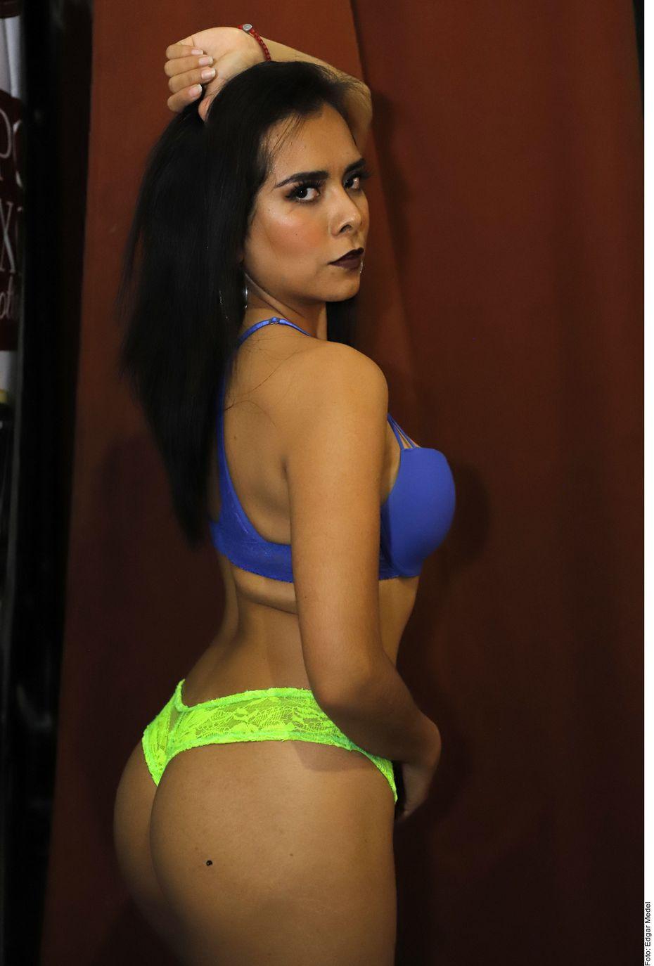 Aunque algunas personas han criticado su trabajo, Paula Ramos está feliz con lo que ha logrado en la industria del porno mexicano, por lo que no piensa dejarlo por nada.
