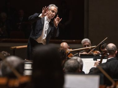 The Dallas Symphony Orchestra has uploaded several performances on Soundcloud and YouTube, including performances conducted by music director Fabio Luisi. Over the weekend, the DSO launched its Watch + Listen newsletter, which provides updates on all of its digital offerings.