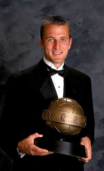 Jason Kreis, MLS Golden Boot winner 1997