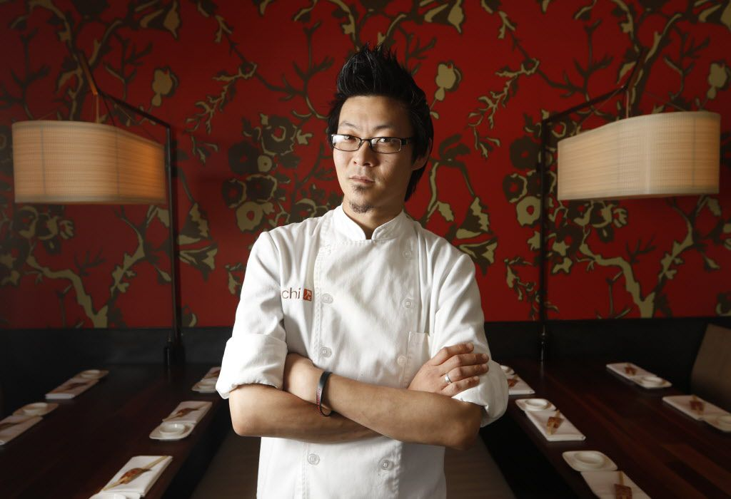 Matthew Foreman, Uchi's head sushi chef
