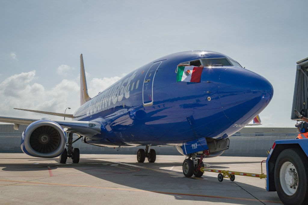 Southwest Airlines launched new international service from San Diego to Los Cabos, Mexico in April 2017.