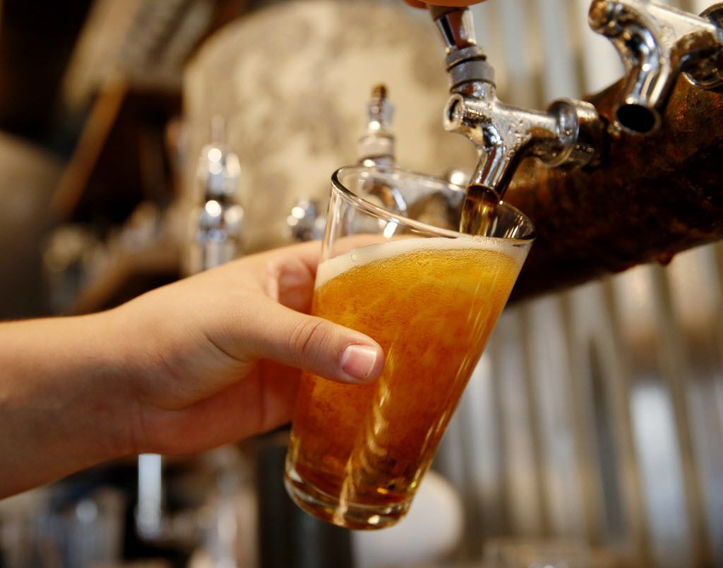 The new Unlawful Assembly Brewing Co. at Legacy Hall promises 6-8 year-round offerings, in addition to seasonal and collaborative brews.