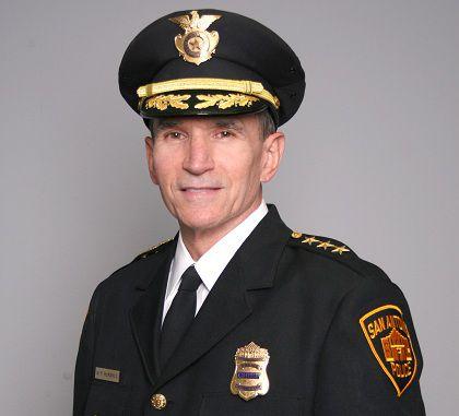 Chief William McManus