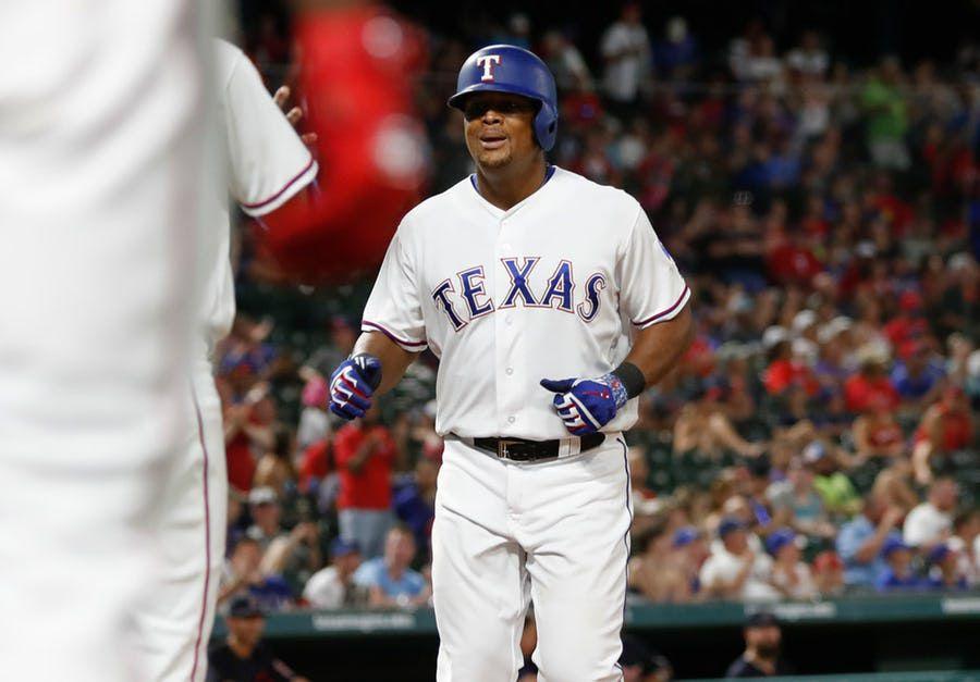 Los Braves de Atlanta y los Red Sox de Boston preguntaron por Adrián Beltré de los Texas Rangers. Foto AP