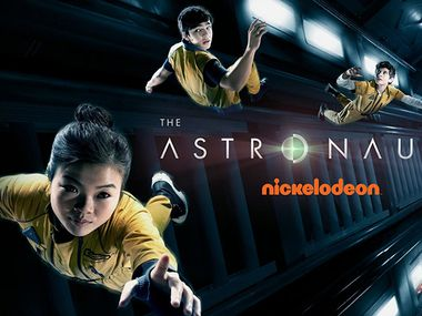 Bryce Gheisar (top left) is starring in the new Nickelodeon series 'The Astronauts.'