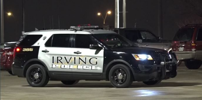 Irving police are reporting a big jump in thefts of catalytic converters.