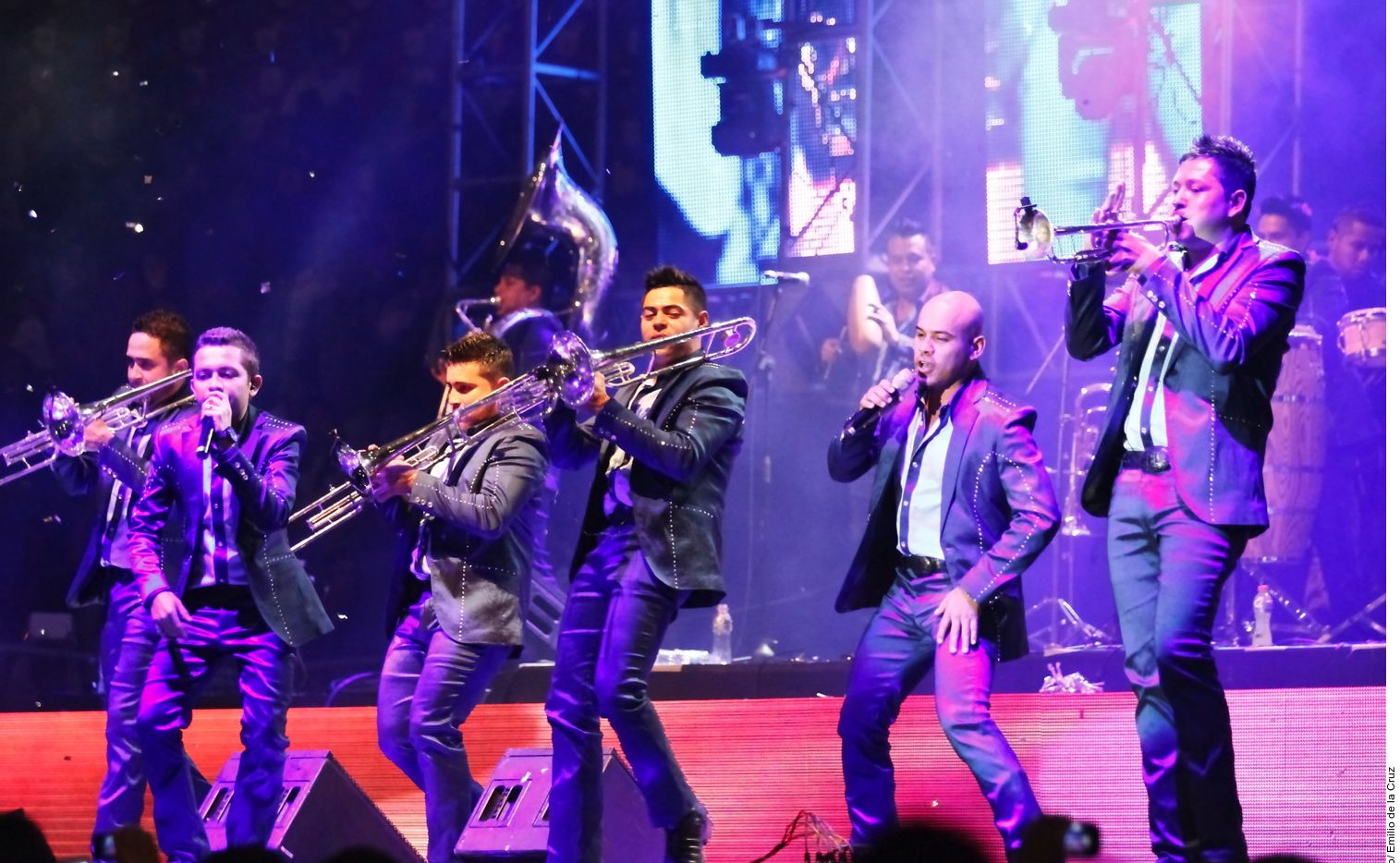 Banda La Adictiva, una de las organizaciones musicales más longevas del género regional mexicano, tiene en pausa cerca de 30 conciertos.