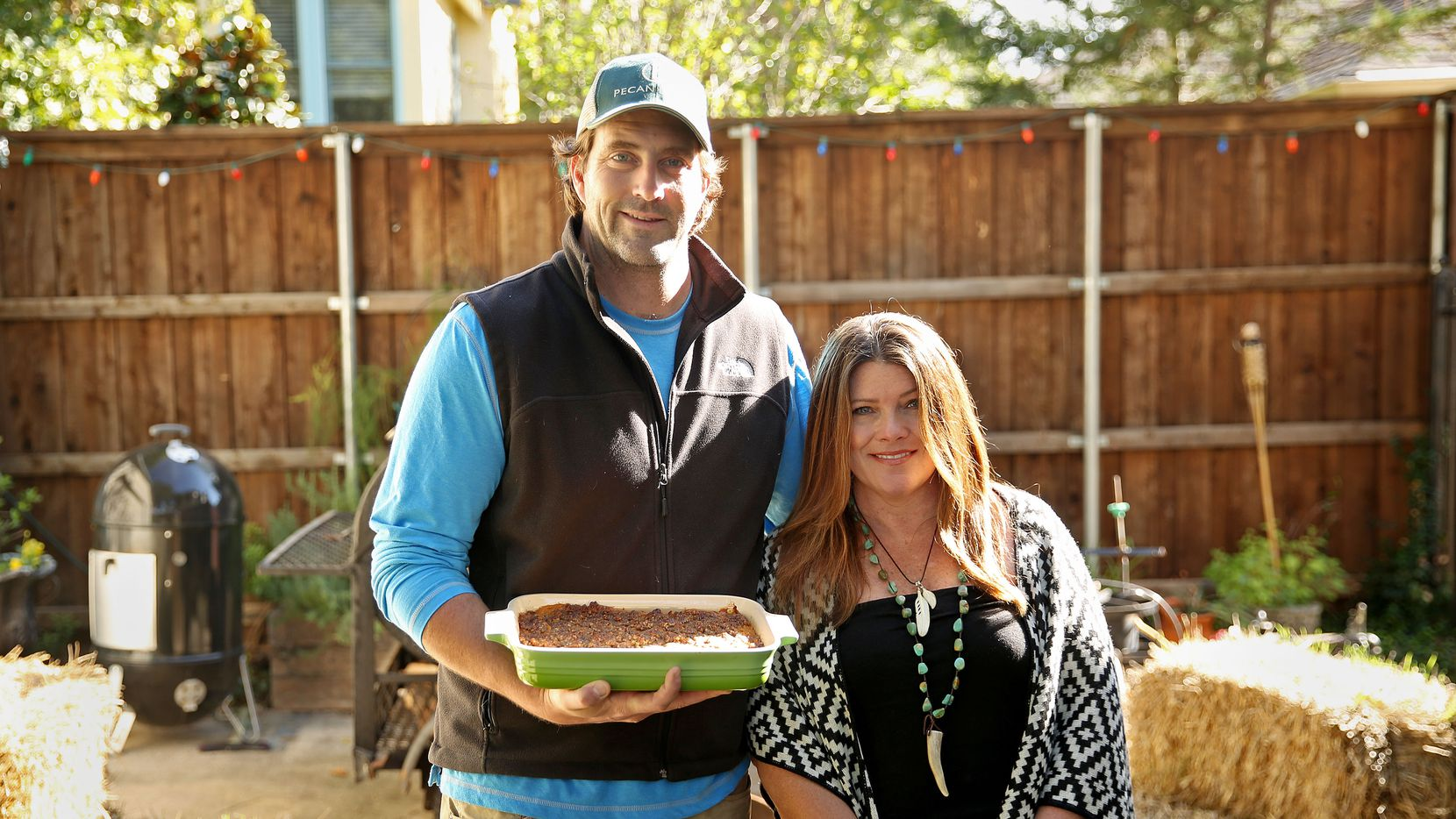 Diane Fourton and Justin Fourton, the co-owners of the Pecan Lodge restaurant in Deep Ellum, have launched a new nonprofit organization.