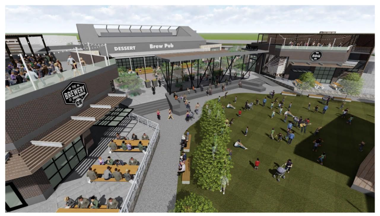 The 22-acre Hub 121 development will add restaurants, retail and urban residential to McKinney's Craig Ranch.