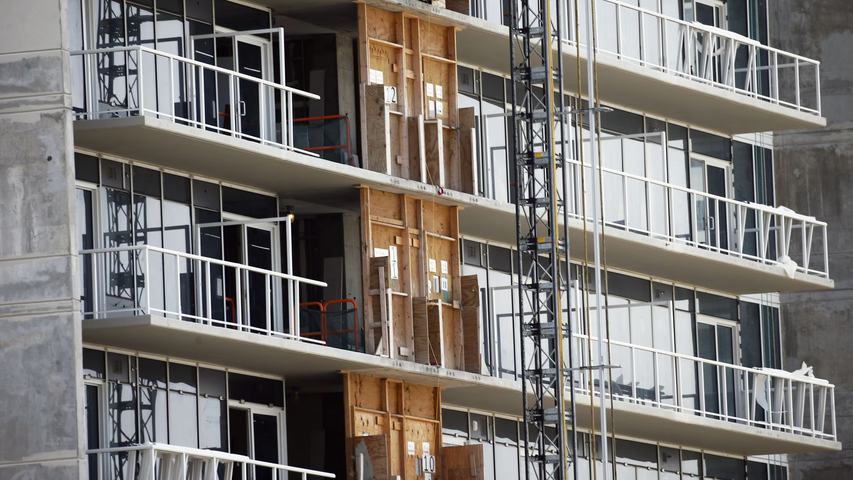 More than half of U.S. construction firms say they expect it will take six months or longer for the industry to recover.
