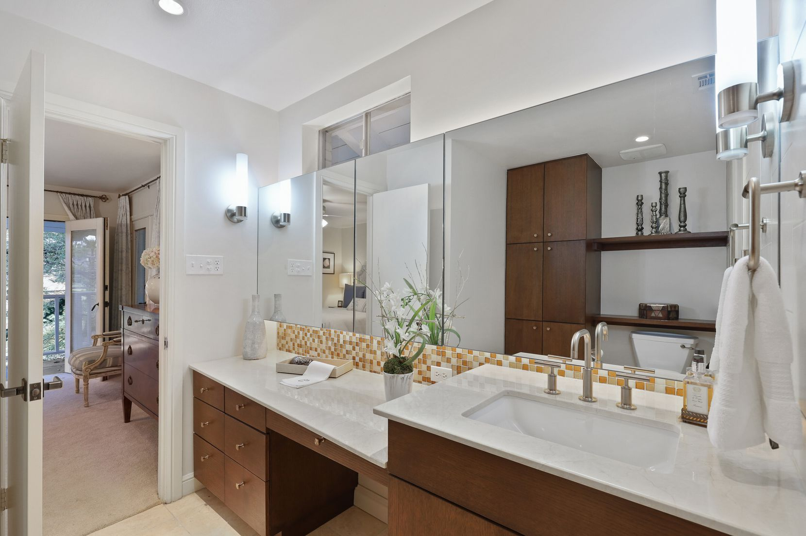 Take a look inside the home at 3815 Branchfield Drive in Dallas, TX.