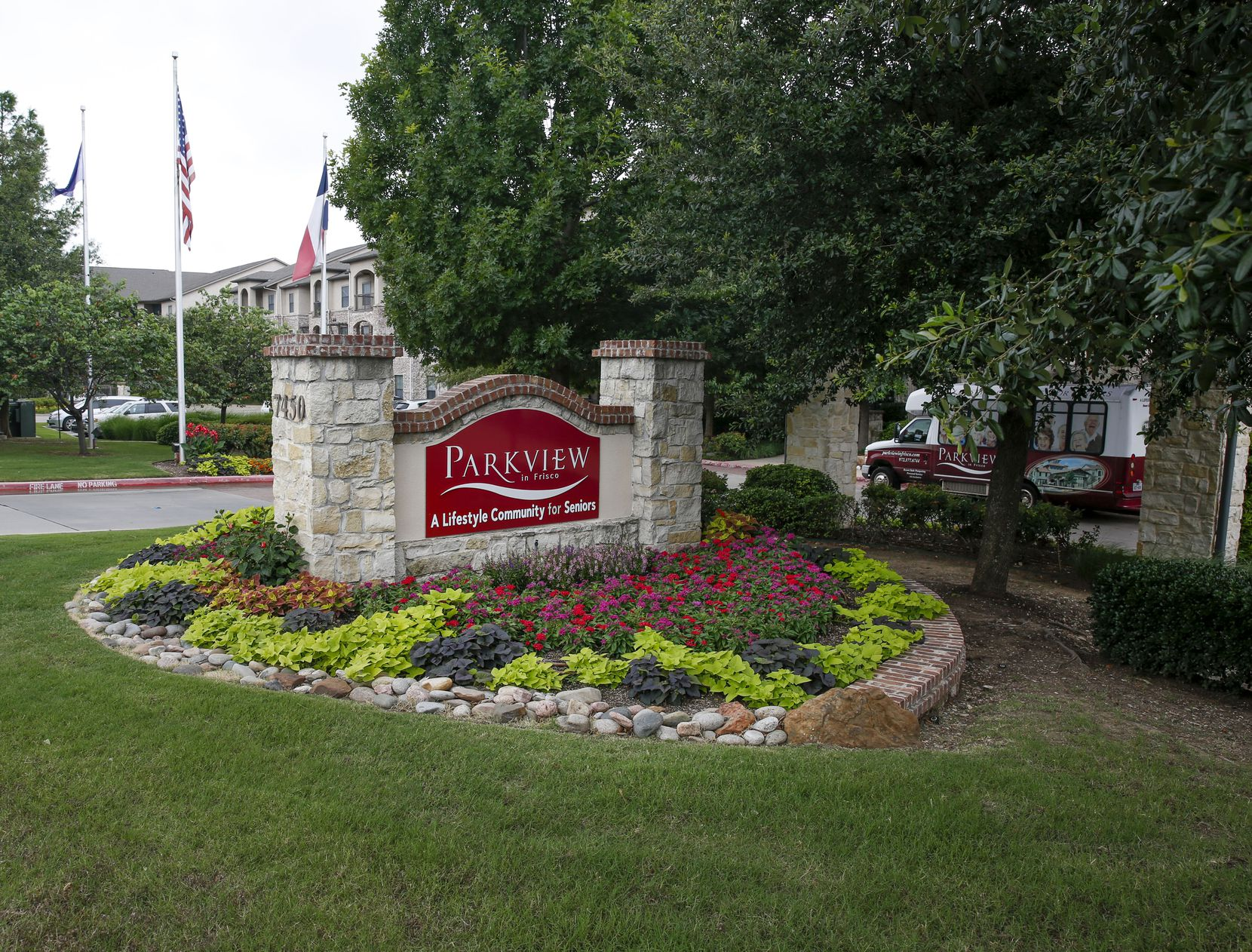 Parkview in Frisco, a rental retirement community, is one of the communities where police say Billy Chemirmir targeted elderly women.