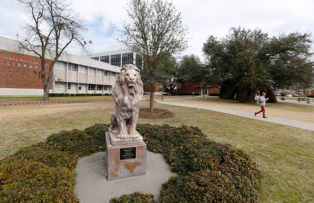 Texas A&M University-Commerce campus in Commerce, Texas.