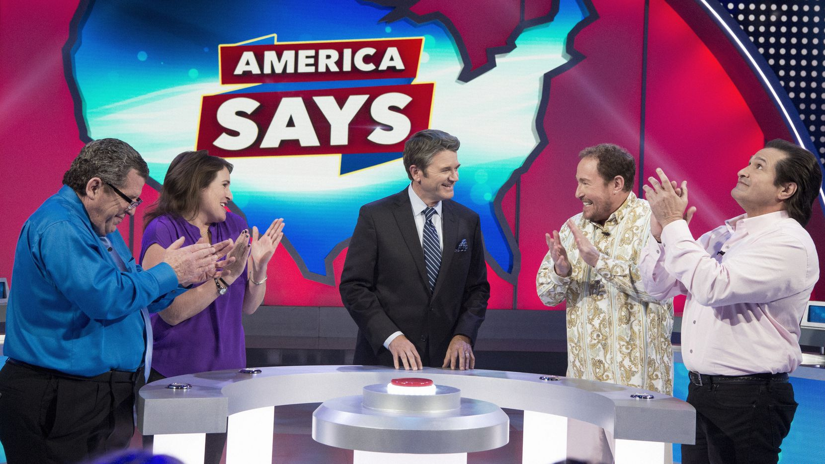 America Says is one of the Game Show Network's original programs.