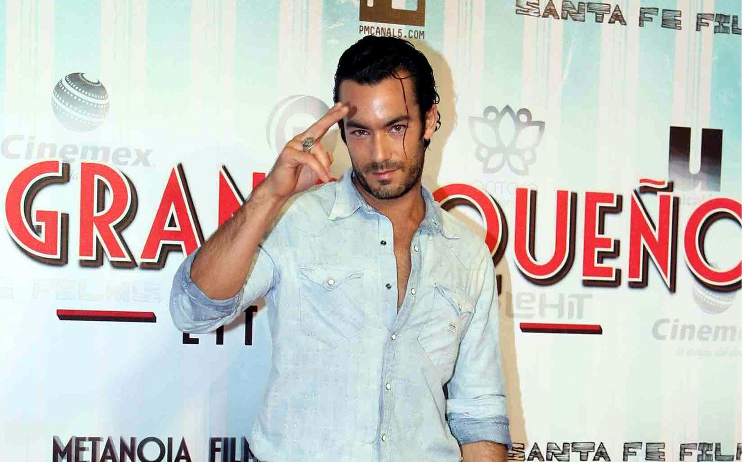 El actor Aarón Díaz ofrecerá el 26 de octubre una firma de autógrafos en una tienda departamental. (AGENCIA REFORMA)