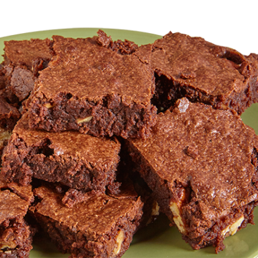 Chocolate Chile Pecan Brownies