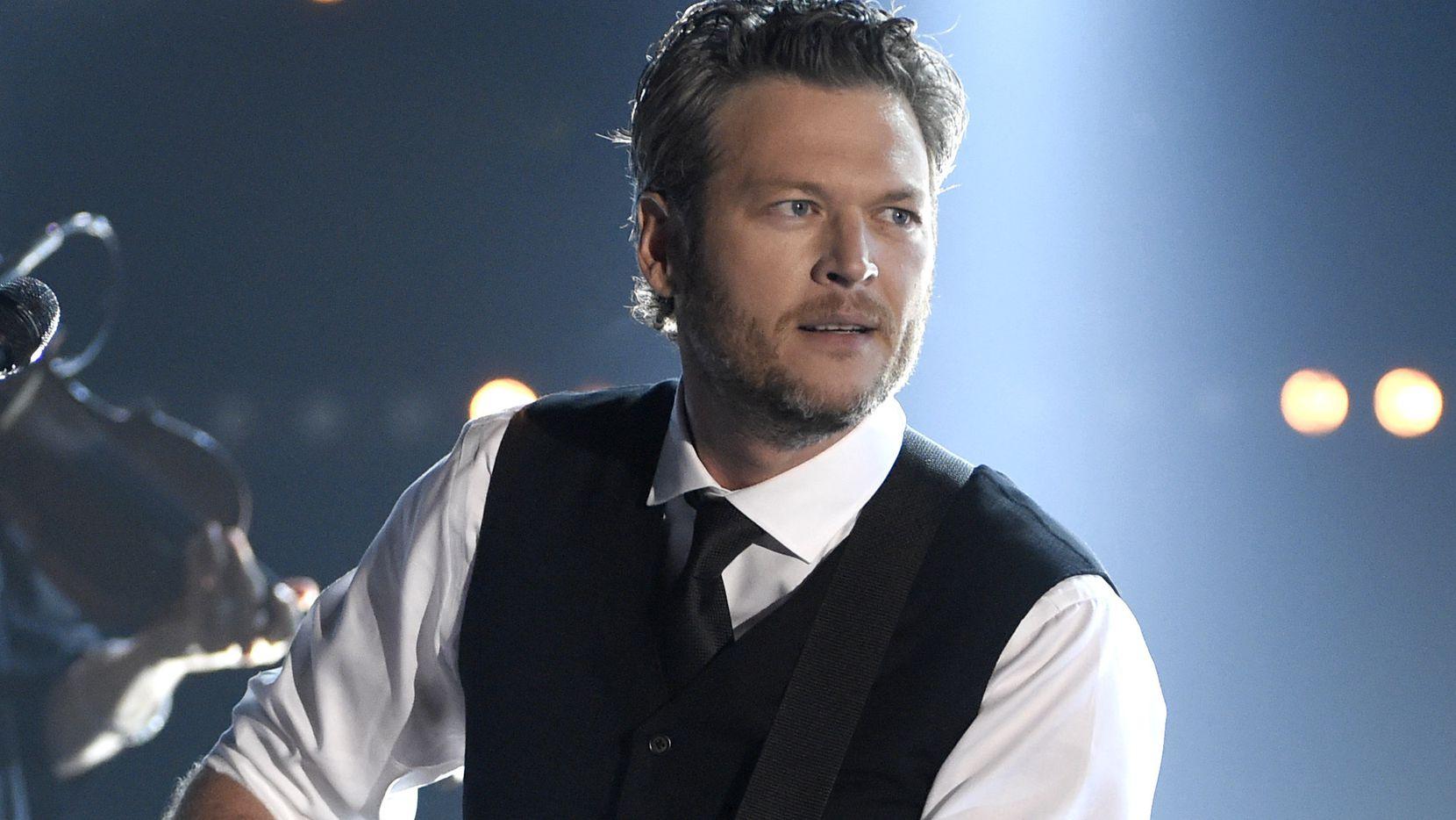 """Blake Shelton fue nombrado el """"Hombre vivo más sexy"""" del 2017 por la revista People.(Foto por Chris Pizzello/Invision/AP, Archivo)"""