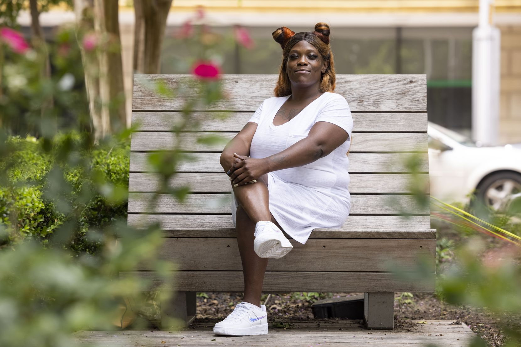 Sydnee Walker realized after a few months living at The Cottages at Hickory Crossing that the rules and regulations didn't sit well with her, especially the 11 p.m. curfew.