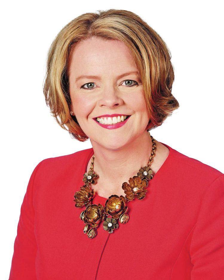 Jill Soltau was named J.C. Penney CEO on Oct. 2, 2018.