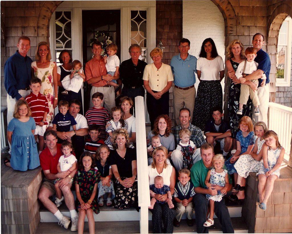 Photo of Garrett family