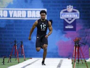 El defensivo profundo de la Universidad de Florida, C.J. Henderson, podría ser la primera selección de los Dallas Cowboys en el Draft de la NFL.