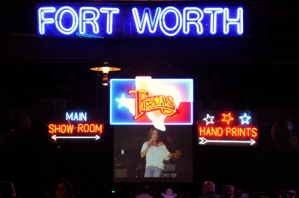 Even though Billy Bob's is known as a country bar, many famous non-country artists have played there including Marvin Gaye, The Go-Go's, and B.B. King.