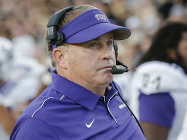 Gary Patterson has to hope his special teams unit can replace a consistent kicker and a dynamite punt returner.