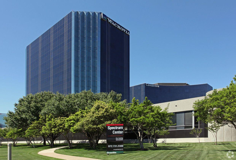 Parks Associates has leased 8,223 square feet at Spectrum Center