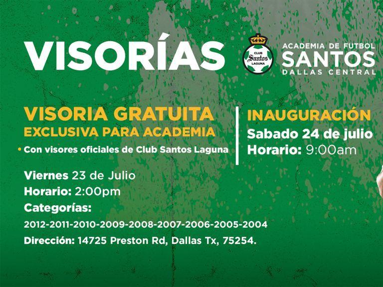 El Club Santos Laguna de la Liga MX está interesado en descubrir talento en el Norte de Texas.