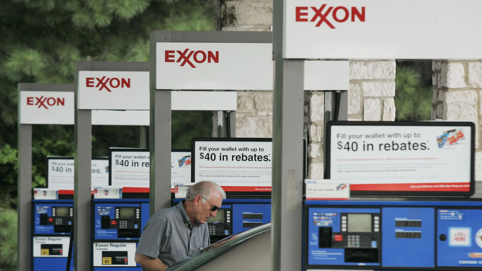 Exxon's cash flow has been too small to cover its dividend and capital spending for the past eight quarters, leading to a dramatic increase in debt.