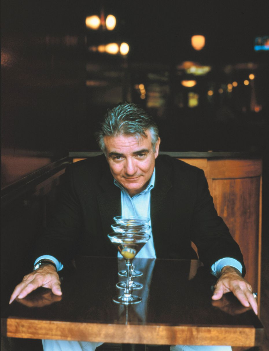Dale DeGroff, mixologist, spirits expert and author of a books such as 'The Essential Cocktail.'