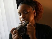 """Nitashia Johnson is a multimedia artist. She had a 2020 residency with the Juanita Craft House, with support from the South Dallas Cultural Center, that led to the project, """"The Beauty of South Dallas."""""""
