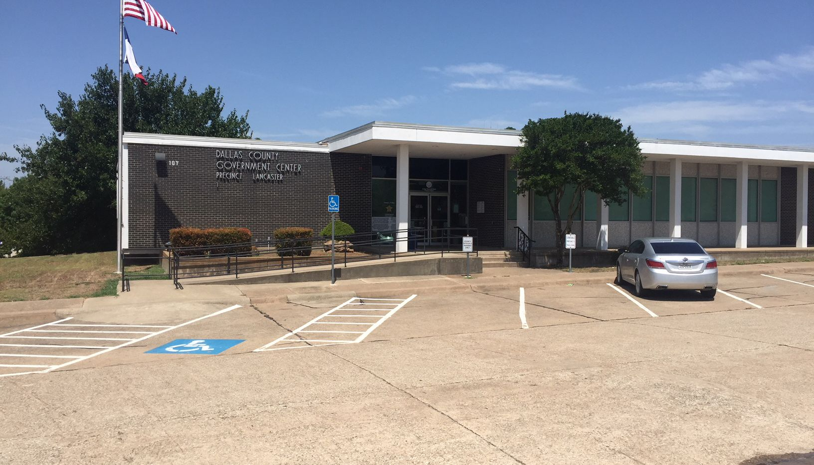 The Dallas County properties for sale include an office building in Lancaster.