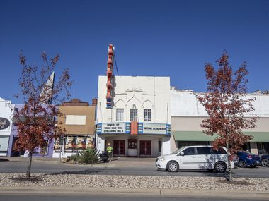The Texas Theatre will screen films as one of several satellite venues for this year's Sundance Film Festival, which has changed its format due to the pandemic.