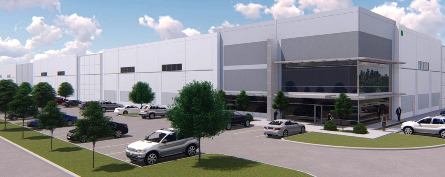First Industrial Realty Trust is spending $27.5 million in the first phase of its First Park 121 development.