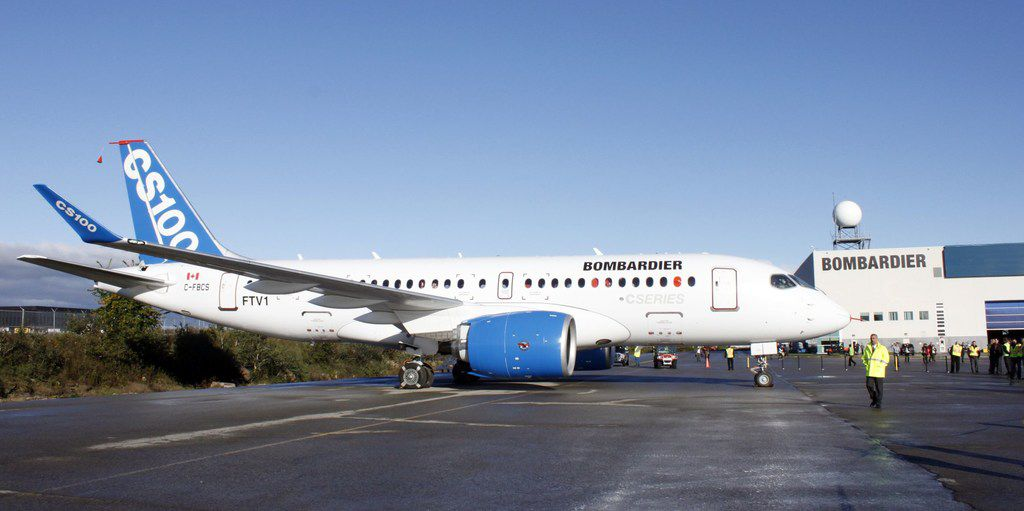 Bombardier is a global maker of business and private jets, with $16 billion in revenue last year.
