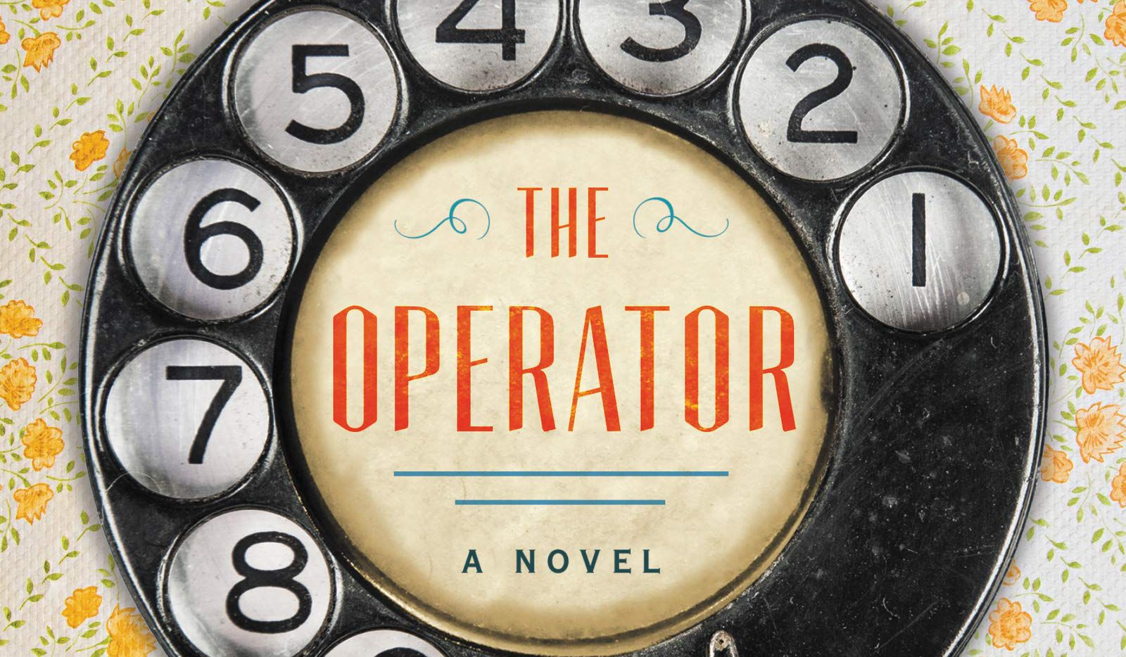 """In Gretchen Berg's debut novel, """"The Operator,"""" a gossip-hungry telephone switchboard operator in 1950s Ohio listens in on calls."""