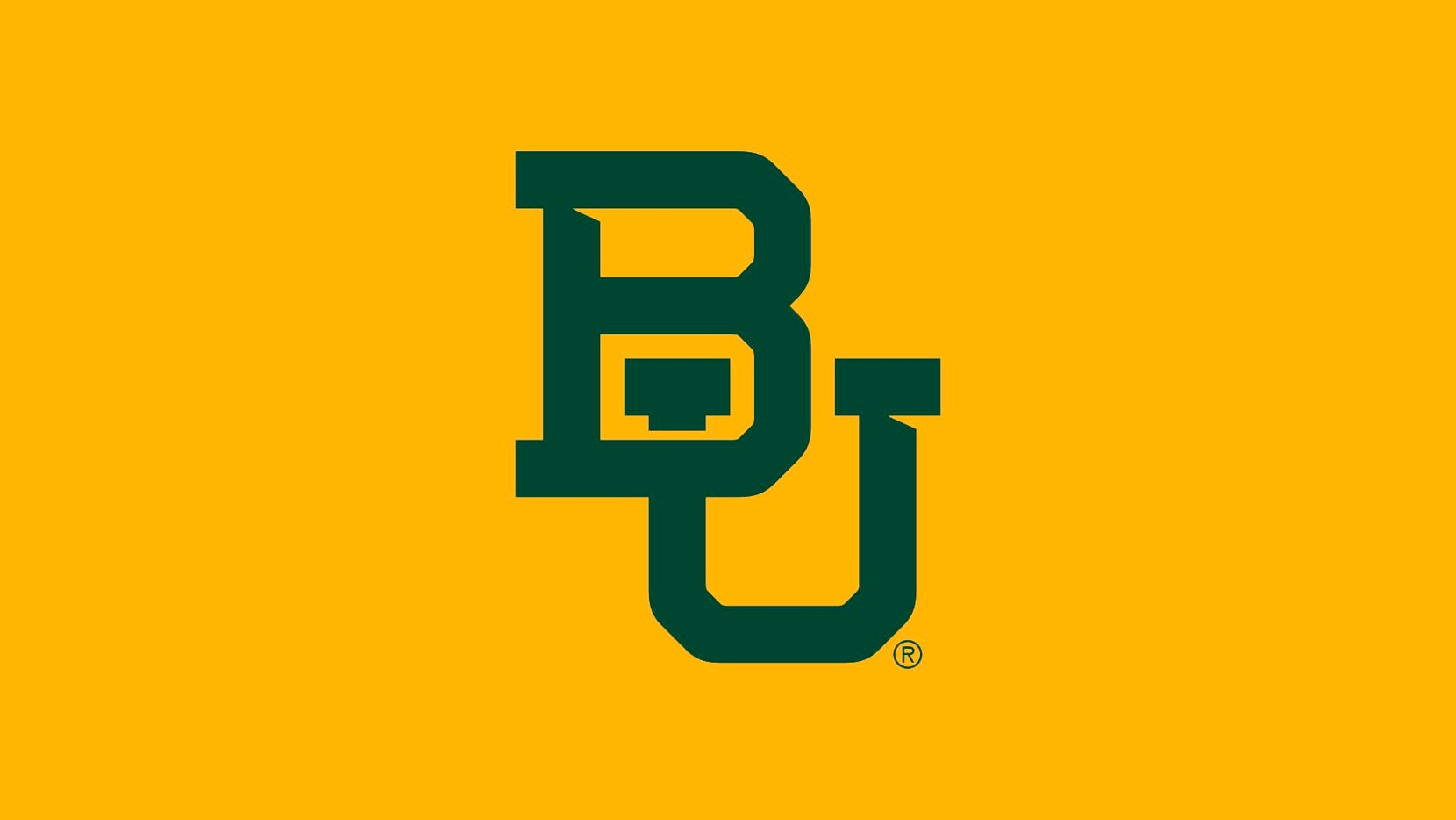 Baylor Bears primary logo.