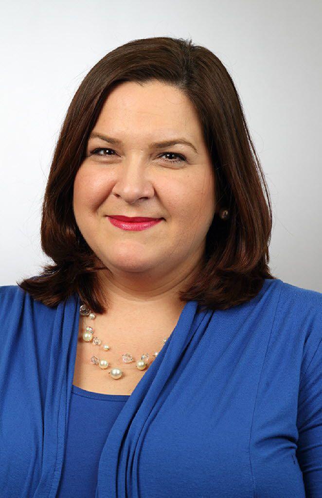 Rachel Harrah teaches theater arts at Thomas Jefferson High School. Harrah is the 2015 Dallas ISD Secondary Teacher of the Year.