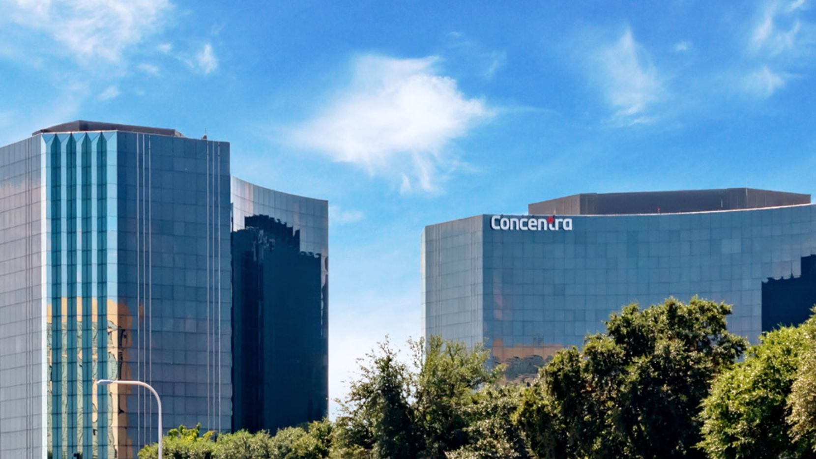 Spectrum Center has more than 600,000 square feet of office space.