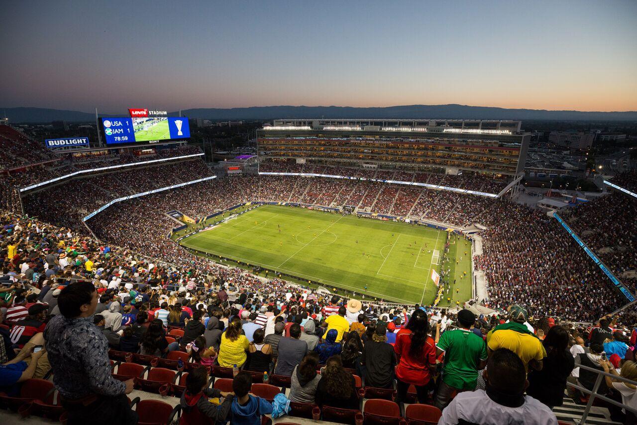 El Toyota Stadium será una de las sedes de la Copa Oro 2019.