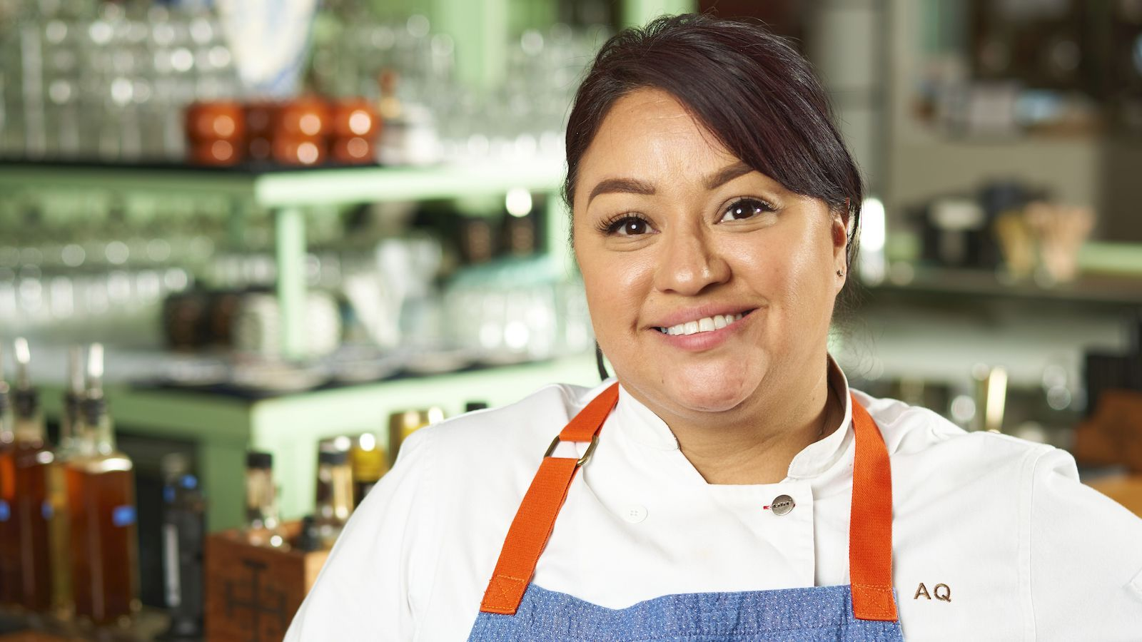 Anastacia Quiñones-Pittman of José is one of two honorary chef chairs for this year's Dallas 24 Hour Club fundraiser.