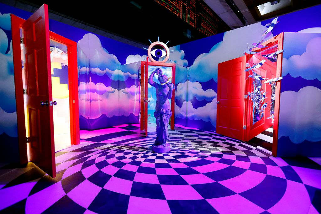 """The """"29Rooms: Expand Your Reality"""" tour will feature a maze of different interactive spaces that guests can explore."""
